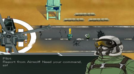 Screenshot - Battlefield Airwolf