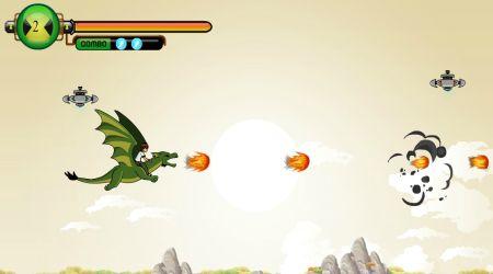 Screenshot - Ben 10: Dragon Blaze