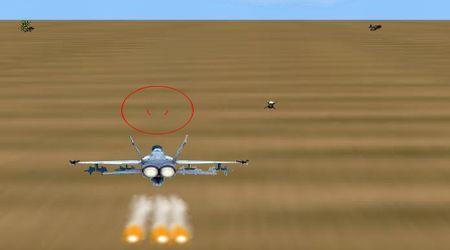 Screenshot - F-18 Hornet