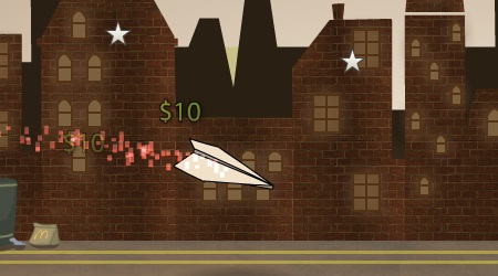 Screenshot - Flight Game