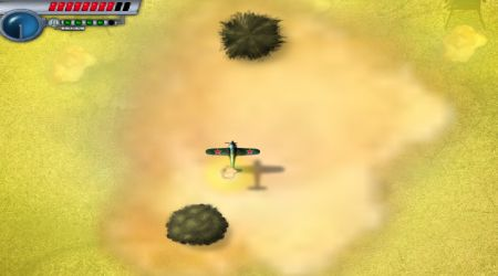Screenshot - Flying Steel
