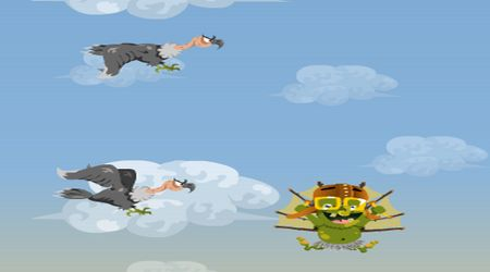 Screenshot - Goblin Flying Machine
