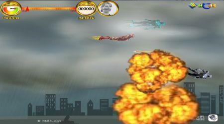 Screenshot - Iron Man Air Combat