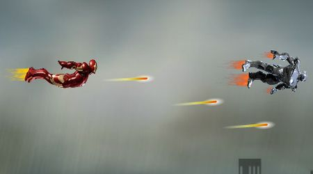 Screenshot - Iron Man Air Combat