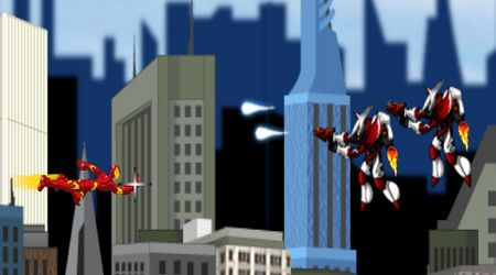 Screenshot - Iron Man Battle City