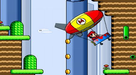 Screenshot - Mario Zeppelin 2