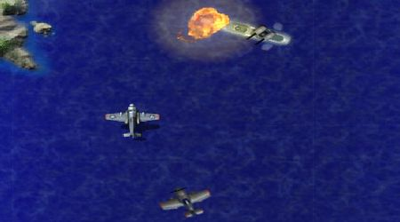 Screenshot - Pacific War